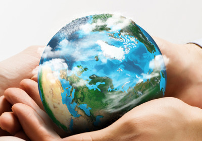 Globe in hands 01-crop
